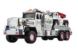 2015 Hess Fire Truck and Ladder Rescue on Sale Nov. 1 ...