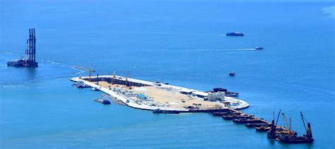 Ferry Zhuhai To Hong Kong by Hongkong Zhuhai Macao Br 252 Cke China Heidelbergcement