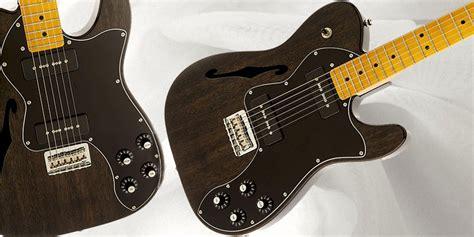 Fender Modern Player Telecaster Thinline Deluxe Maple