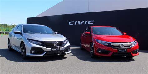 Honda Unveils New Civic Pattayaone