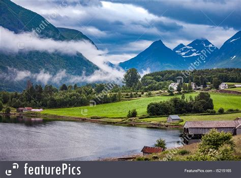 Image Of Beautiful Nature Norway