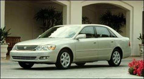 toyota avalon specifications car specs auto