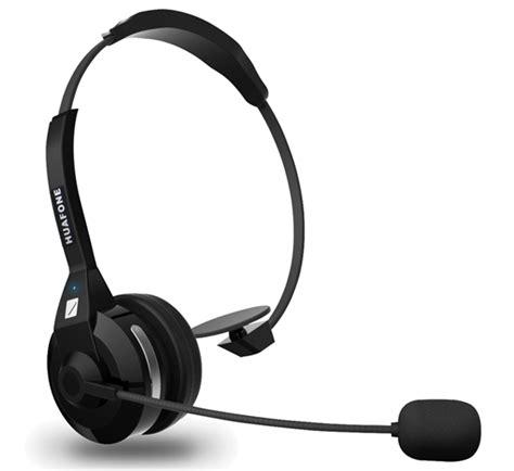 bluetooth headset wireless microphone headsets headphones drive intercom thru system head kit mic long range amazon noise capacity telephone talk