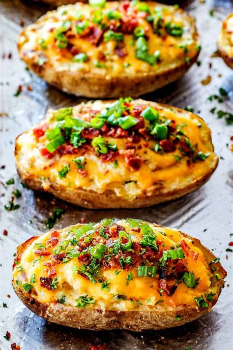 baked potatoes   freezer instructions