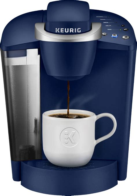 So performance does not take a hit along with many other important aspects. Keurig K-Classic K50 Single Serve K-Cup Pod Coffee Maker Patriot Blue 5000204128 - Best Buy