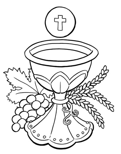 printable lent coloring pages