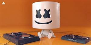 DJ Marshmello Art New Wallpapers