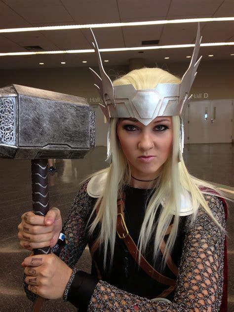 Omglitzy Tutorial Thor Cosplay