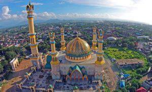 wisata islamic center lombok  wajib dikunjungi