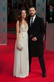Tom Hardy and Kelly Marcel at the BAFTAs|Lainey Gossip ...