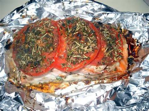 pavé de saumon en papillote recette de saumon en papillote