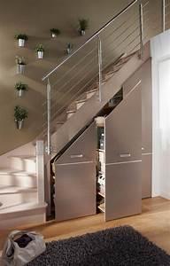 Aménager Un Placard : 20 astuces pour am nager un dessous d 39 escalier clematc ~ Melissatoandfro.com Idées de Décoration