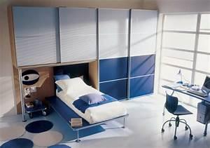 Comment bien choisir un meuble gain de place en 50 photos for Tapis chambre ado avec porte entree pvc avec fenetre ouvrante