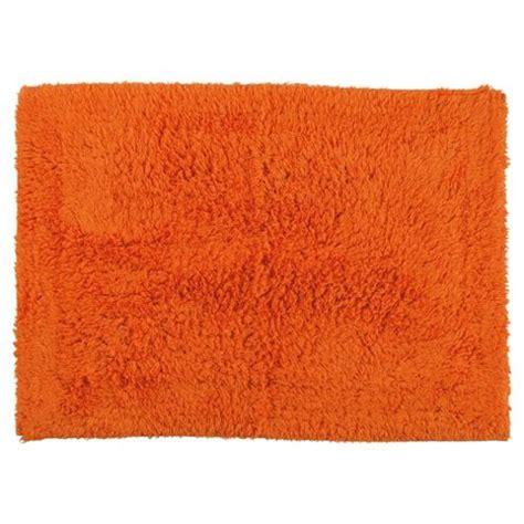 Tesco Doormat by Buy Tesco Bath Mat Orange From Our Bath Mats Range Tesco