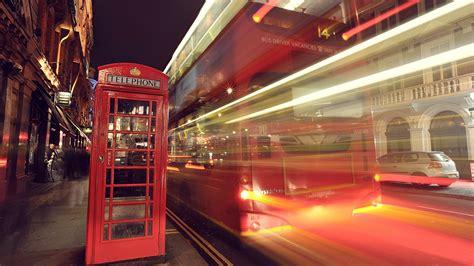 full hd wallpaper london telephone street motion desktop