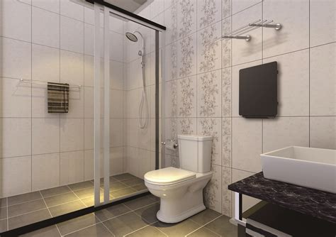 Modern Bathroom Heating by Infrared Heaters For Bathroom Ecoart Heating