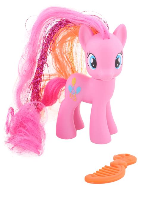 my little pony pinkie pie crystal figure