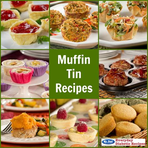 muffin tin recipes muffin tin recipes for diabetics everydaydiabeticrecipes com
