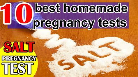 best home pregnancy test pregnancy test at home with salt 10 best
