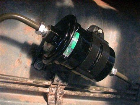 1996 Toyotum Camry Fuel Filter by Toyota Tacoma 1996 To 2015 How To Replace Fuel Filter