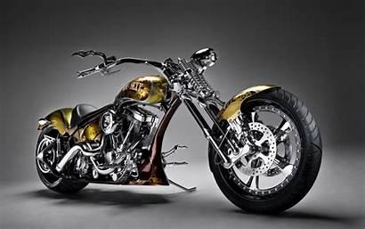 Keren Motor Harley Gambar Bike Chopper Dan