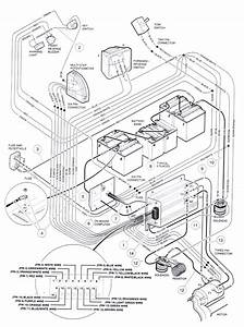 Club Car Charger Wiring Diagram