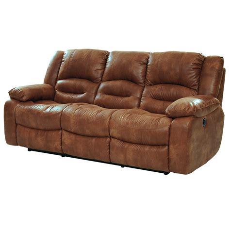 tan leather reclining sofa tan leather reclining sofa hereo sofa