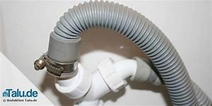 Y Verteiler Ablauf Waschmaschine : waschmaschine anschlie en anleitung f r zulauf abfluss ~ Orissabook.com Haus und Dekorationen