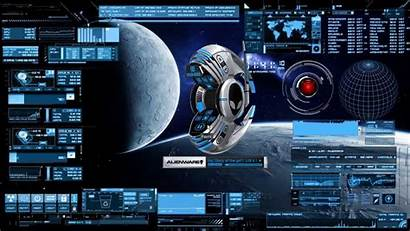 Alienware Themes Desktop Theme 3d Iron Windows