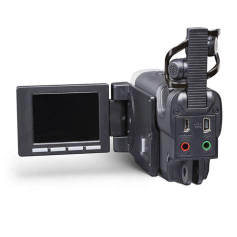 Videocamera Ingresso Microfono by Zoom Q4 Videocamera Con Microfono Stereo Xy Quasi Nuovo