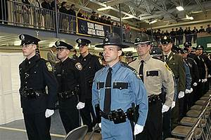 Maine's Newest Police Officers Graduate from the Academy