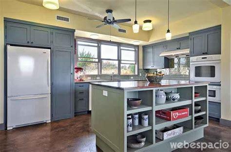 bone color kitchen cabinets 18 cocinas de diferentes colores que desear 225 s tener en tu 4859