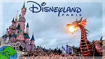 Disneyland Paris 2018 - YouTube