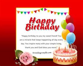 birthday messages for friends on wordings and messages