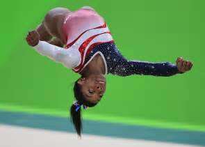 the gymnastics floor at the 2016 olympics has literal springs beneath it