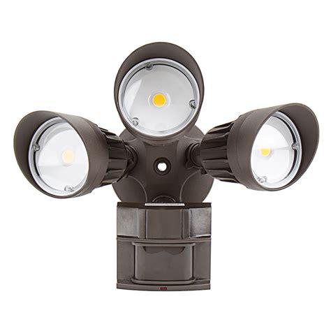 motion detector light led motion sensor light 3 security light 30w