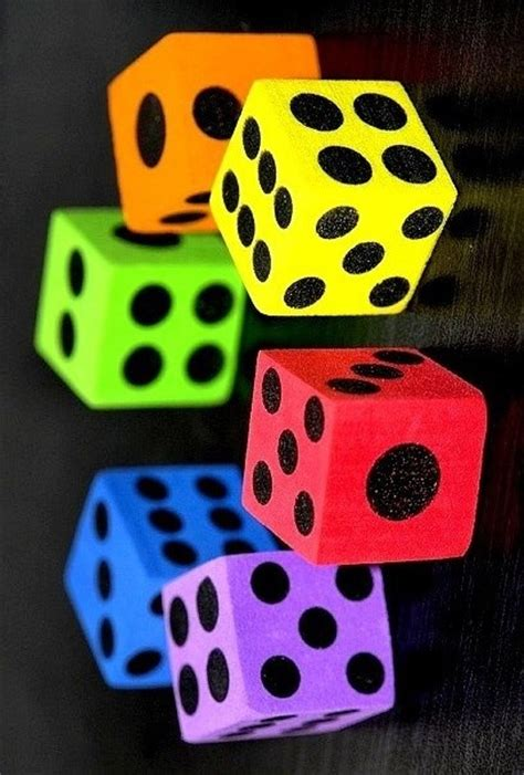 colored dice 17 best 4 colored dice images on cubes