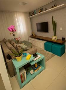 30 ideias para decorar uma sala pequena - Metromax