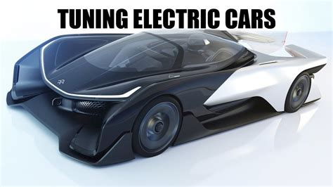 How Electric Cars Work by How Do Electric Cars Work Can They Be Tuned For More Power