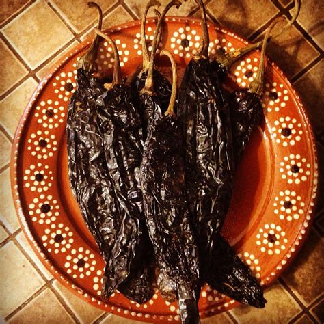 Pasilla Chiles Chiles Hot