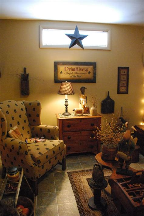 17 best primitive living rooms images on