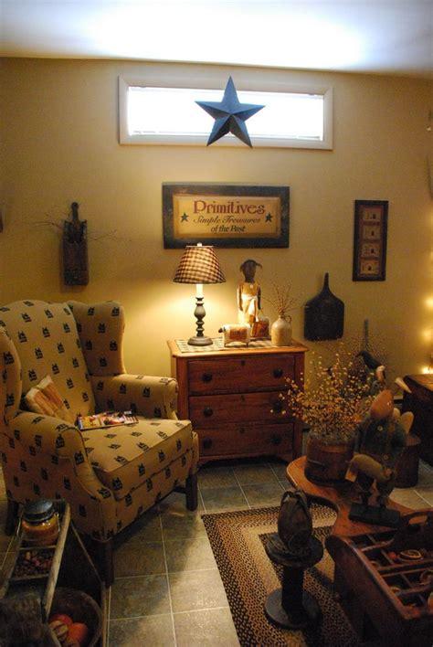 17 Best Primitive Living Rooms Images On Pinterest