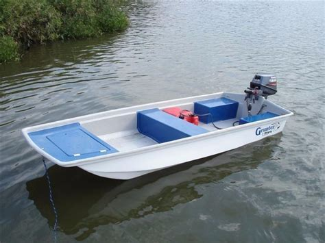 Rc Jet Boat For Sale South Africa by Grunter Fishing Boat Small Open Boat Or Console Version