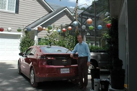 Can Owning Solar Panels Buy You A Chevy Volt? Sort Of