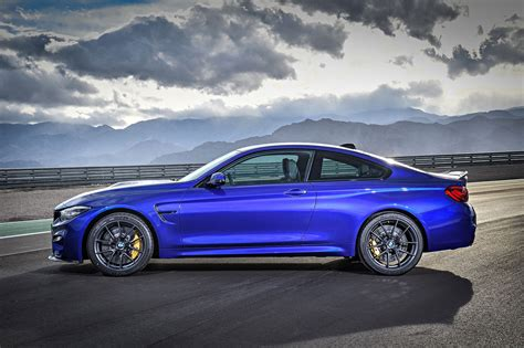 new bmw m4 cs unveiled at 2017 shanghai motor show by car magazine