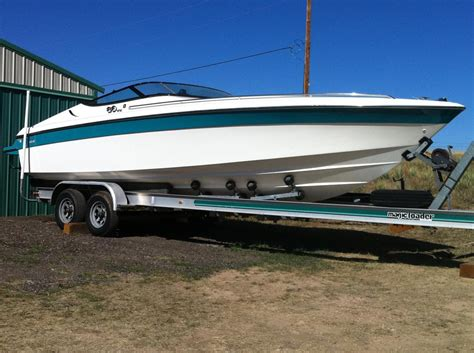 Scarab Boats Colorado by 1991 Wellcraft 26st No Power Offshoreonly
