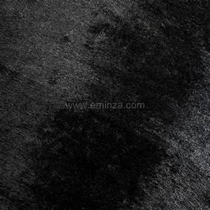 Peau De Bete Tapis : tapis peau de b te peluche noir tapis pour la maison ~ Teatrodelosmanantiales.com Idées de Décoration