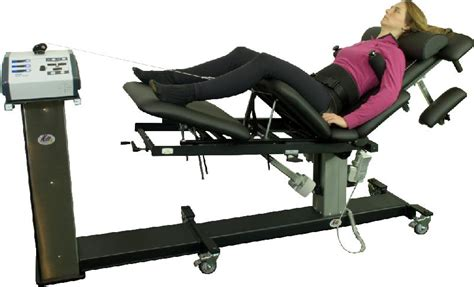 traction table for back kdt kennedy decompression table with marketing