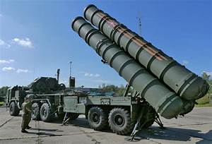 Russian S-400 missile system in the UAE