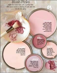 Paint Palette - Blush Pinks - Interiors By Color